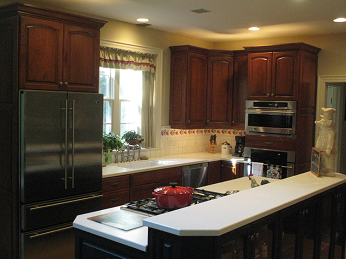 Bungalow Kitchen Remodel In Cary Nc Core Remodeling Core