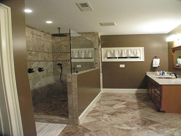 Model Of Hugo Master Bath Bathroom Remodeling New - Fresh bathroom remodeling cary nc Simple