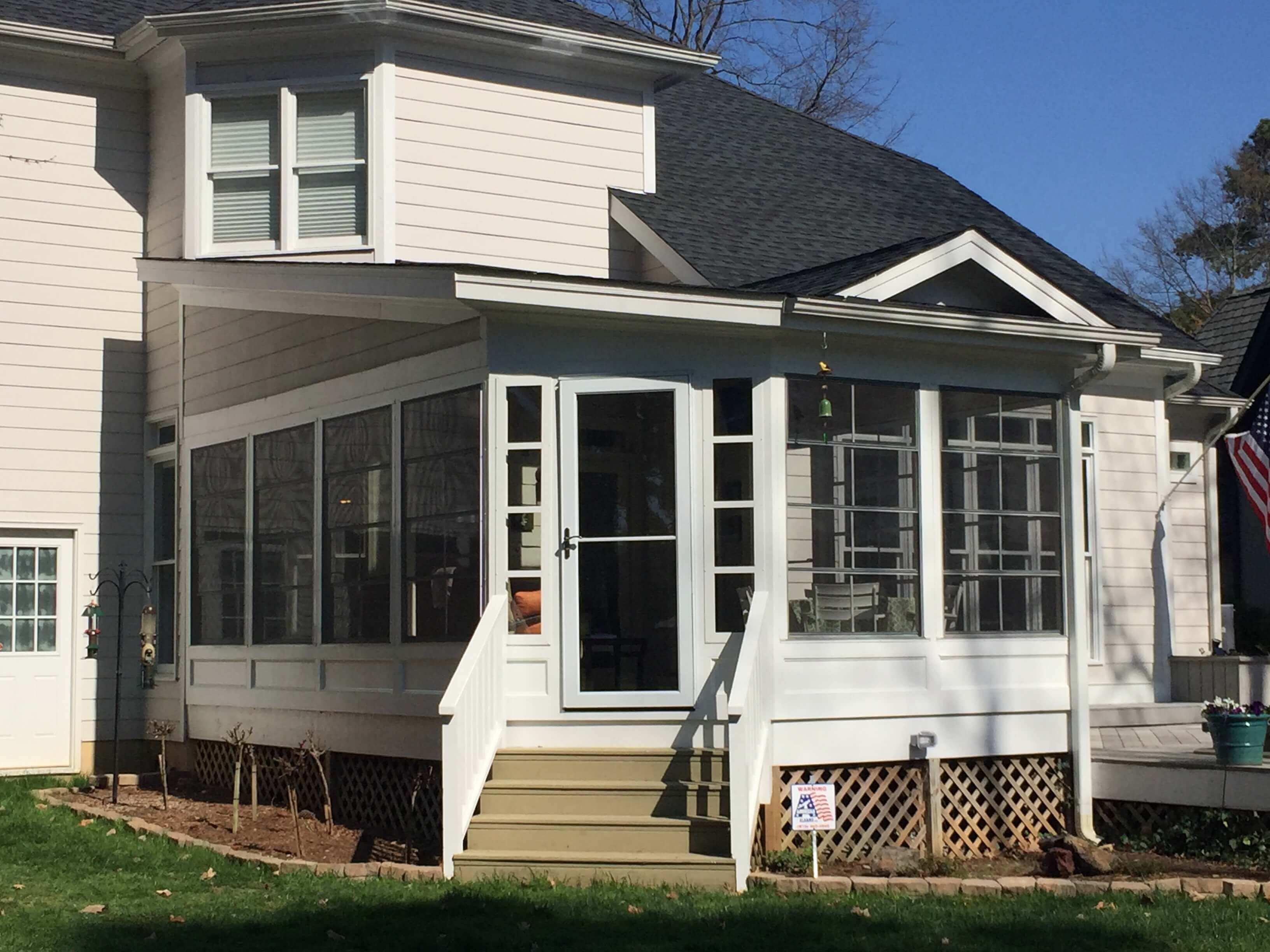 Apex Outdoor Living Decks Patios And Sunrooms In Apex