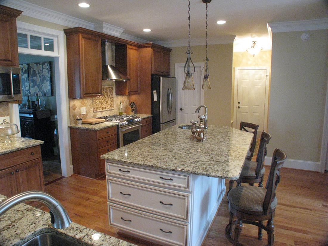 Draper Whole House Additions Renovations Kitchen Remodeling